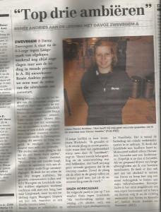 artikel KortijksHandelsblad